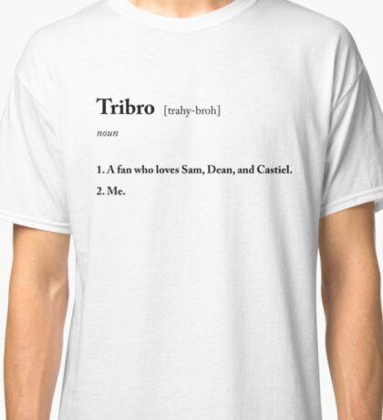 TRIBRO definition Classic T-Shirt