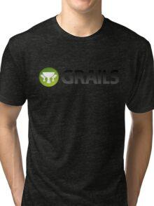 GRAILS FRAMEWORK GROOVY PROGRAMMING LANGUAGES Tri-blend T-Shirt