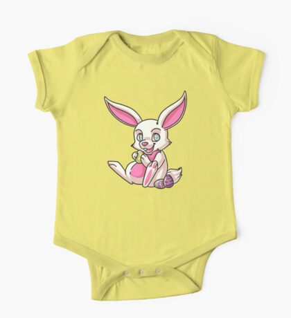 Easter Bunny One Piece - Short Sleeve