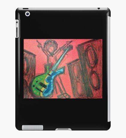 Funk Bass iPad Case/Skin