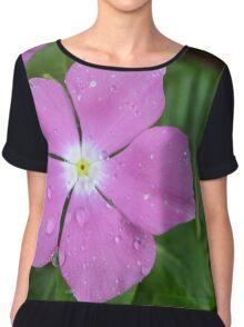 Flower Chiffon Top