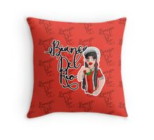 Bianca del Rio Throw Pillow