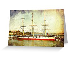 Bay Boats - San Francisco Greeting Card