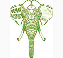 Psychedelic Elephant Unisex T-Shirt