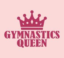 Gymnastics Queen One Piece - Long Sleeve