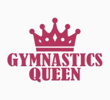 Gymnastics Queen Kids Tee