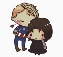 Stucky Smooch by halflock