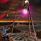 RayGun Rex V Tripods by Ken Wright