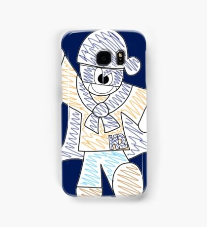 Ready For Action! Samsung Galaxy Case/Skin