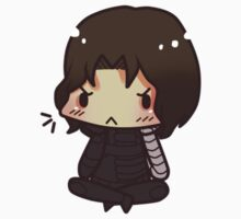 Angry Bucky by halflock