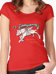 Leap Before You Think Women's Fitted Scoop T-Shirt