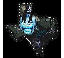 Texas Chainsaw Photographic Print