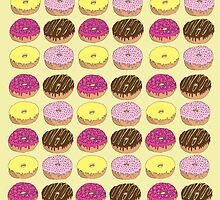 ~Doughnuts heck yeah~ by Stacey Muir