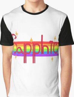 Sapphic (v1) Graphic T-Shirt