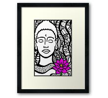 Peace In Mind Framed Print