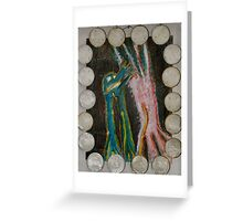 Eve - Shells Around Greeting Card