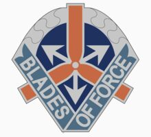 311th Aviation Battalion - Blades Of Force by VeteranGraphics