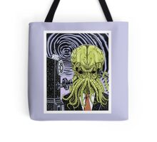 The Collect Call of Cthulhu Tote Bag