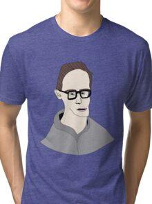 idubbbz - color Tri-blend T-Shirt