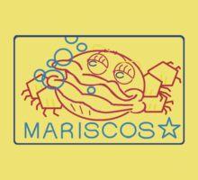 MARISCOS NEON SIGN Kids Clothes