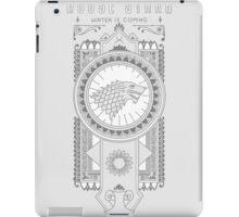 Stark iPad Case/Skin