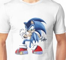 The Blue Blur, SONIC THE HEDGEHOG!! Unisex T-Shirt