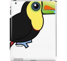 Birdorable Keel-billed Toucan iPad Case/Skin