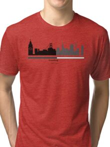 San Francisco Loading Tri-blend T-Shirt