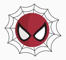 FunnyBONE Spidey Web Baby Tee
