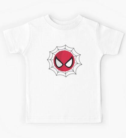 FunnyBONE Spidey Web Kids Tee