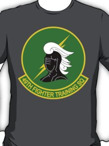 49th Fighter Training Squadron T-Shirt