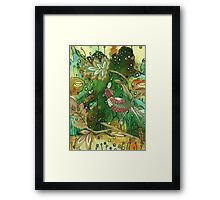 """""""Sing me a song"""" Framed Print"""