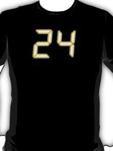 Glowing 24 Logo T-Shirt