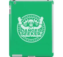 Danger Seeker - Gefahrensucher iPad Case/Skin