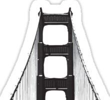 The Golden Gate Bridge Sticker