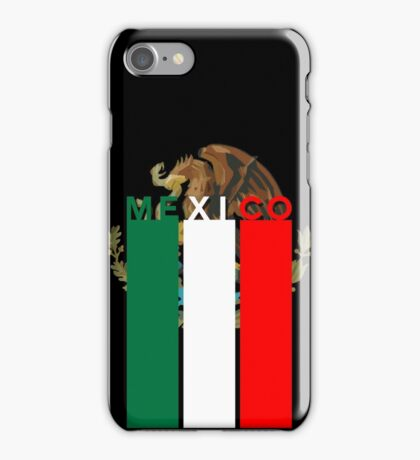 World Cup: Mexico iPhone Case/Skin