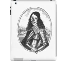 dead pirat smiling iPad Case/Skin