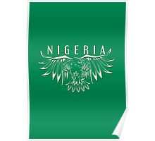 World Cup: Nigeria Poster