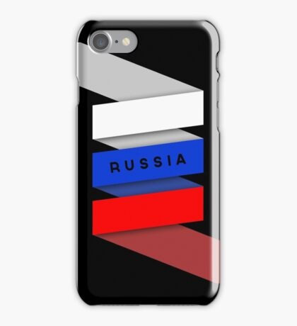 World Cup: Russia iPhone Case/Skin