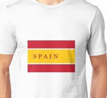 World Cup: Spain Unisex T-Shirt