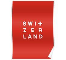 World Cup: Switzerland Poster