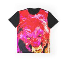 AN AMERICAN WEREWOLF IN LONDON POSTER Graphic T-Shirt
