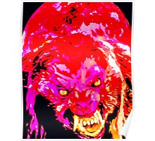AN AMERICAN WEREWOLF IN LONDON POSTER Poster