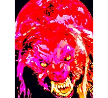 AN AMERICAN WEREWOLF IN LONDON POSTER Photographic Print