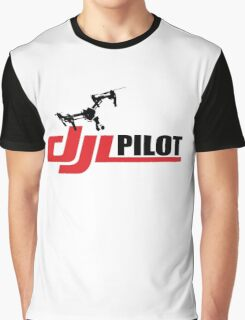 DJI PILOT  Graphic T-Shirt