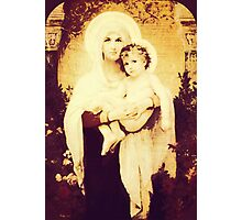 Our Lady of Moonlight  Photographic Print