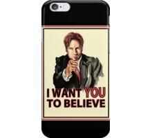 Uncle Mulder iPhone Case/Skin