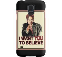 Uncle Mulder Samsung Galaxy Case/Skin