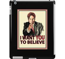 Uncle Mulder iPad Case/Skin