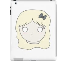 Blondie iPad Case/Skin